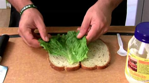 what to make with the of a sandwich