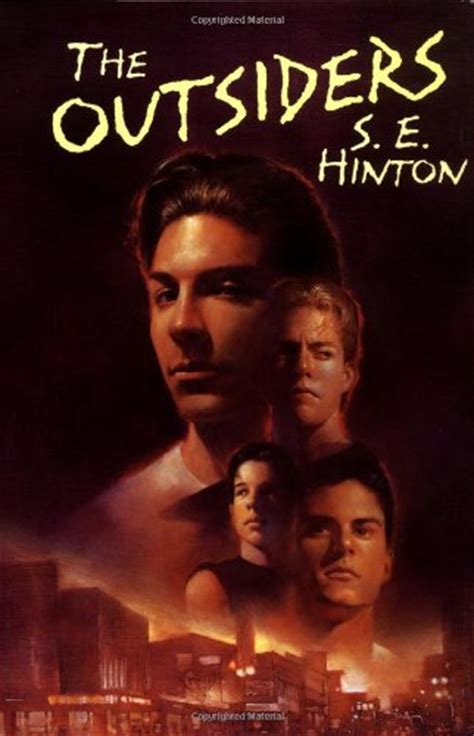the outsiders book pictures the literary forest quot the outsiders quot book review