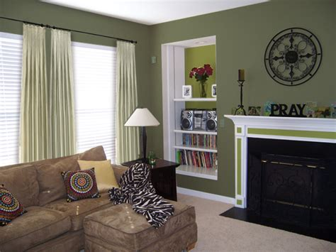 paint colors for living room with green a coordinated color palette update mochi home mochi home
