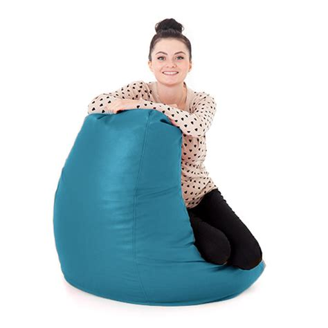 Gaming Bean Bag Chairs For Adults by Turquoise Faux Leather Bean Bag Gaming Chair Gamer