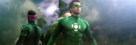 jeu green lantern rise of the manhunters vid 201 o