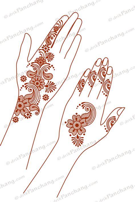 simple designs simple mehandi designs and patterns easy mehndi designs