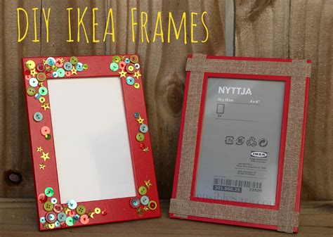 picture frame crafts diy