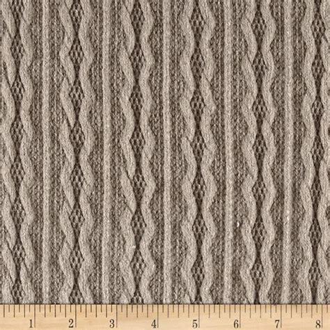 sweater knit fabric telio sweater knit grey discount designer fabric