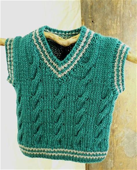 free knitting pattern baby vest neverending lists knitting cable vest for a baby