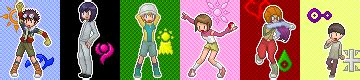 digimon zero two digimon zero two sprites by l mon on deviantart