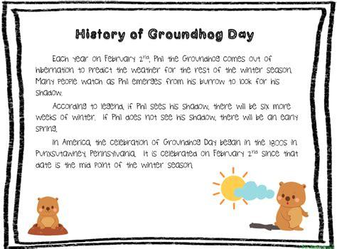 groundhog day day one lyrics february 2015