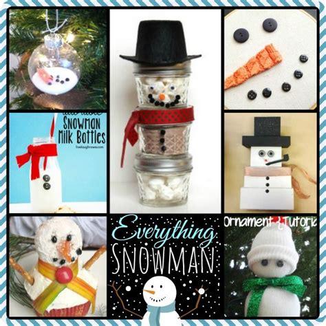 snowman craft projects snowman crafts ideas snowman