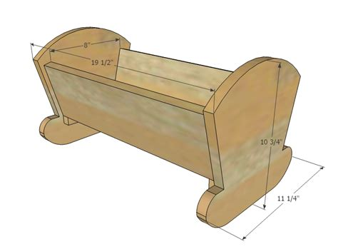 cradle woodworking plans wooden cradle plans plans diy free folding