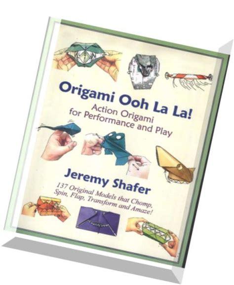 origami ooh la la origami ooh la la origami for performance