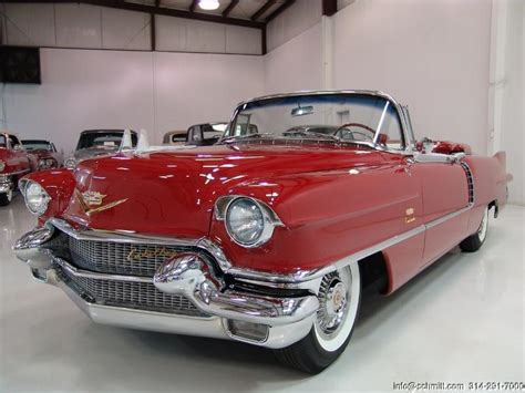 1956 Cadillac Convertible by 1956 Cadillac Eldorado Biarritz Convertible Daniel