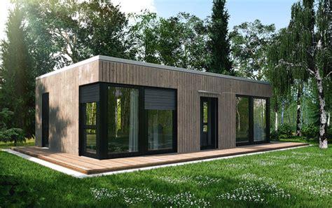 Tiny Häuser Grundstücke by Singlehaus Typ L40