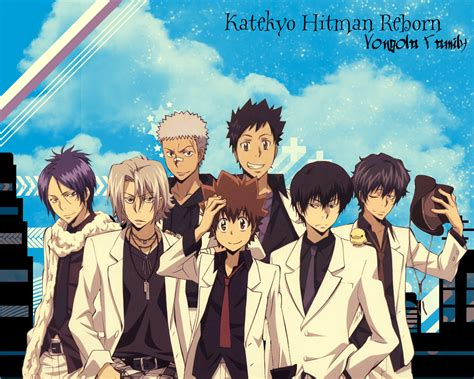 katekyo hitman reborn katekyo hitman reborn images vongola hd wallpaper and