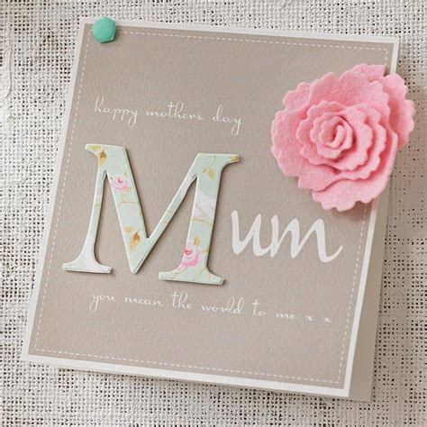 mothers day cards make mothers day cards ideas to make templates for