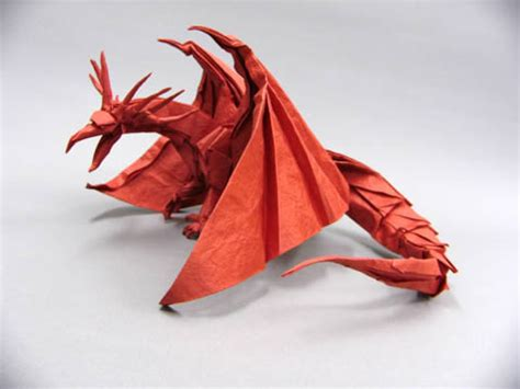 advanced origami joost langeveld origami page