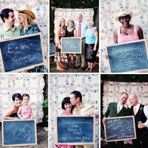 Miss Fancy The Diy Photo Booth Chalkboard