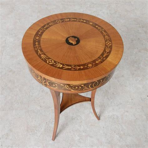 jewelry table 19th century biedermeier marquetry vanity table jewelry