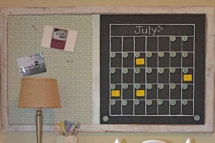 diy chalkboard memo board diy memo board for the home