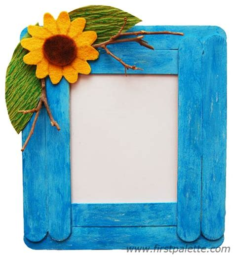 pictures of crafts craft stick photo frame craft crafts