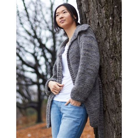 patons free knitting patterns cardigans patons easy saturday cardigan knit pattern yarnspirations
