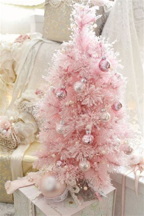 pink tabletop tree 27 glam pink d 233 cor ideas shelterness