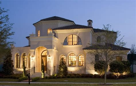 architectural home design styles mediterranean revival residential architecture