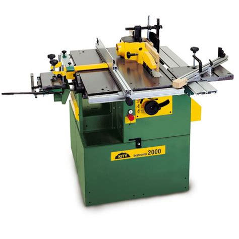 combination woodworking machines for sale kity bestcombi 2000 6 function bigger savings one