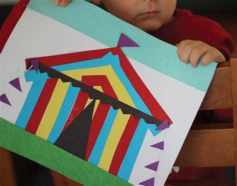 circus crafts for circus tent craft mornington peninsula