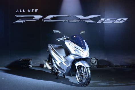 Pcx 2018 Thailand by เป ดต ว All New 2018 Honda Pcx 150 ใหม เคาะ 8 23 หม น