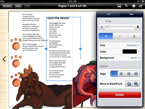 picture book app book creator for app review mymac