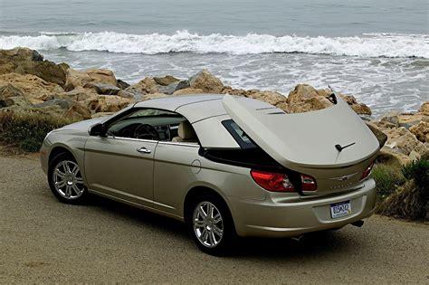 2007 Chrysler Sebring Convertible chrysler sebring convertible 2007 2008 2009 2010