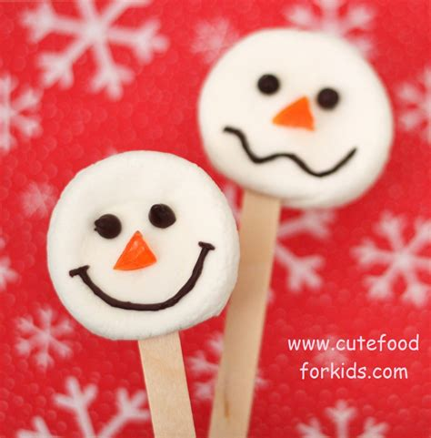 easy crafts for marshmallow snowmen food for easy marshmallow snowmen