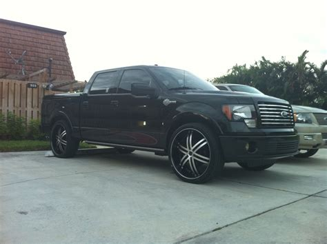 Harley Davidson Ford F150 by 2010 Ford F150 Harley Davidson For Sale