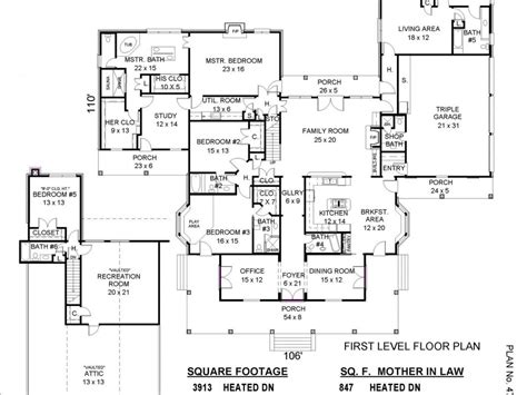 house plans with inlaw apartments house plans with in apartment 2018 house plans and home design ideas