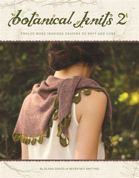 botanical knits botanical knits 2 petavy design le the