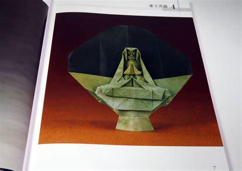 origami buddha make buddha sculpture by origami paper folding book