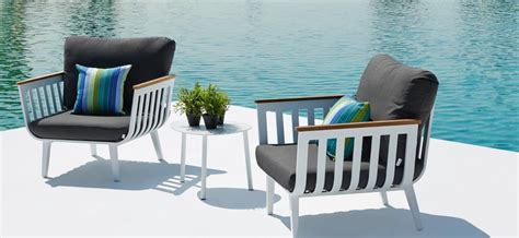 lounge outdoor furniture outdoor lounge furniture oceanweave outdoor furniture nz