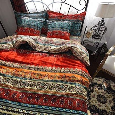 boho comforter set best 25 bohemian bedding sets ideas on bed