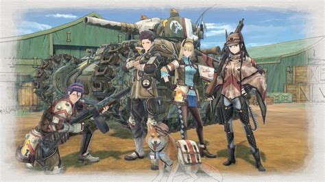 valkyria chronicles valkyria chronicles 4 deploying onto the ps4 xbox one