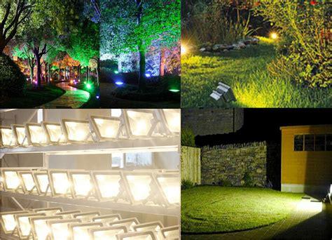 landscape lighting 20w vs 50w 10w 20w 30w 50w led flood light outdoor landscape l ebay