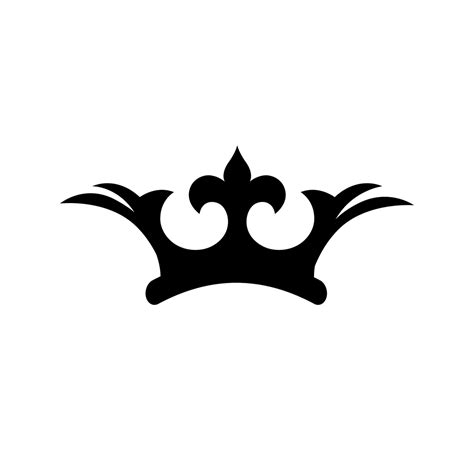 crown stencil for glitter tattoos for horses