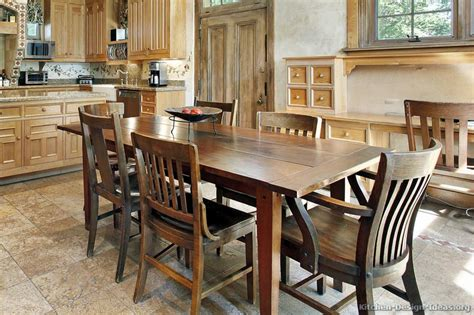 kitchen table design rustic kitchen table afreakatheart