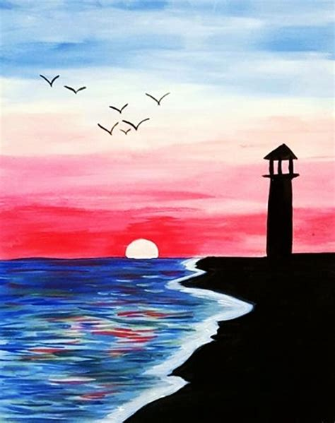 painting ideas for beginners 30 best canvas painting ideas for beginners
