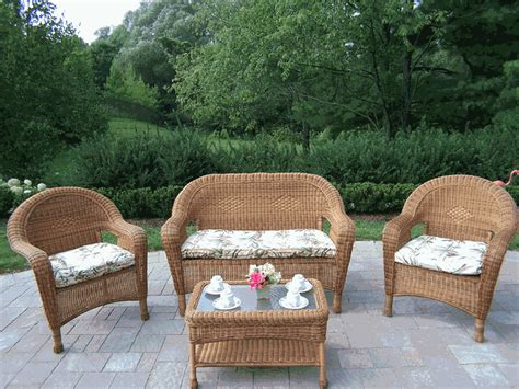 resin wicker patio furniture sets resin wicker patio furniture home outdoor