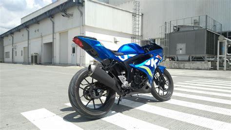 Modifikasi Motor Suzuki by Foto Modifikasi Motor Gsx Modifikasi Motor Beat Terbaru