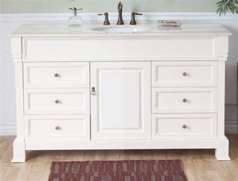 single sink bathroom vanity 60 inch single sink bathroom vanity in white