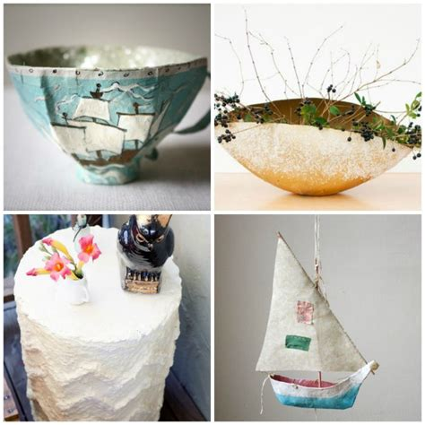 paper mache crafts ideas diy 10 stunning paper mache projects