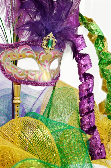 Ideas By Mardi Gras Outlet How To Create A Custom