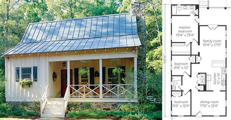 farmhouse house plan check out these 6 small farmhouse plans for cozy living