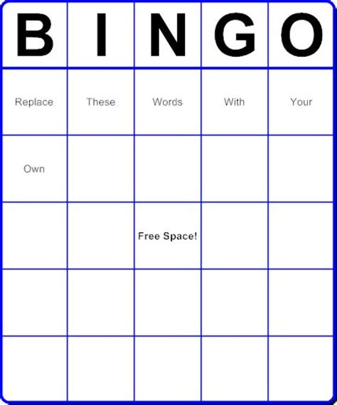 make bingo cards with words pin by jen butz honn on just for